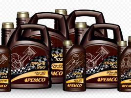 Немецкое моторное масло Pemco