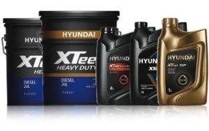 Продукция корейского концерна Hyundai