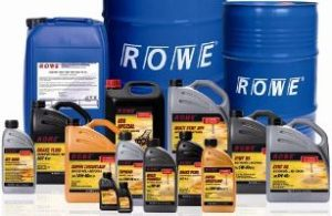 Моторные масла ROWE