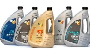 Моторное масло Q8