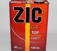 Трансмиссионное масло Зик (ZIC)