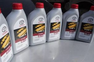 Reviews of Toyota oil