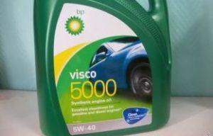 Полусинтетическое моторное масло BP Visco 3000 10W40
