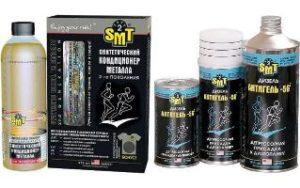 Присадки SMT2 и Oil Additiv MoS2