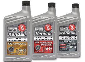 моторное масло Kendall Motor Oil