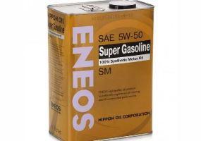 Характеристики масла Eneos