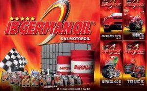 Масла JB GERMAN OIL