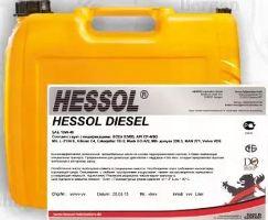 Моторные масла Хессол (Hessol)