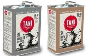 моторные масла TANI