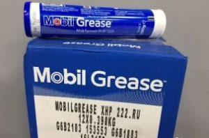 смазки Mobil Mobilgrease XHP 222, характеристики и применение
