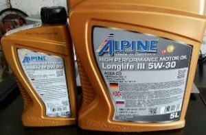 Немецкое масло Alpine, Альпина фото