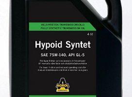 Трансмиссионное гипоидное масло фото