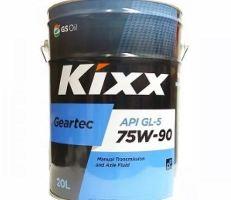 Трансмиссионное масло Kixx, Кикс
