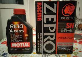 Какое масло лучше, Idemitsu или Motul фото