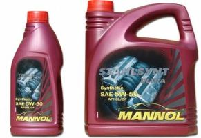 Engine oil reviews Mannol (Mannol)