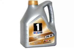 Моторное масло Mobil 1 0W40 фото