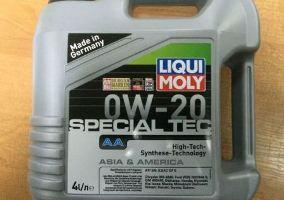 Моторное масло 0w20 фото