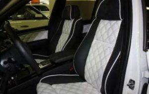 Тюнинг сидений салона автомобиля фото