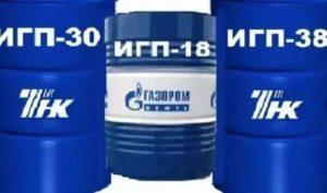 Индустриальное и гидравлическое масло, фото