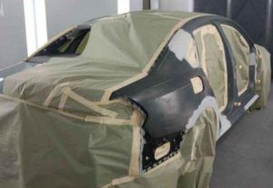 Как правильно наносить грунтовку на машину, фото