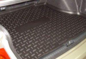 Рекомендации к выбору коврика для багажника, фото