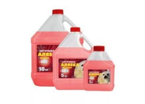 Alaska Antifreeze, photo
