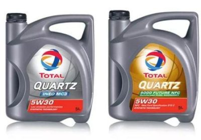 Как отличить подделку масла Total Quartz, фото