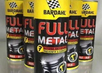 Присадка Bardahl Full Metal, фото
