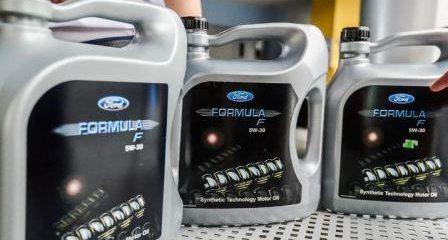 Как отличить подделку от оригинального масла Форд