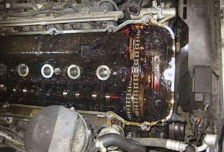 Присадки для восстановления двигателя с износом