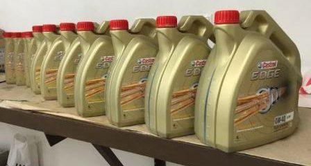 Вязкость масла Castrol