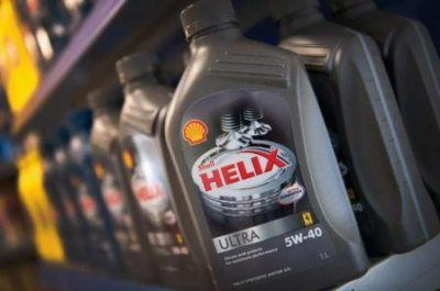 Вязкость масла Shell Helix Ultra, фото
