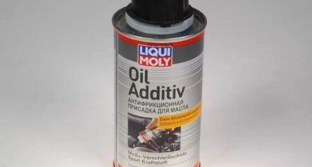 Антифрикционная молибденовая присадка Oil Additiv MoS2