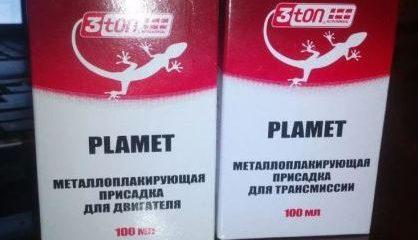 Присадки 3TON PLAMET