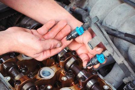 Как промыть форсунки двигателя