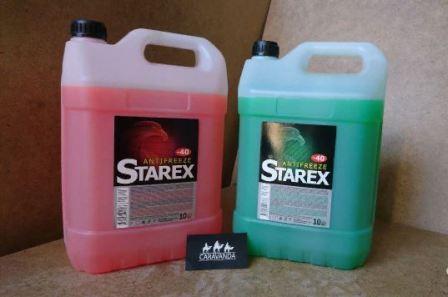Starex Antifreeze