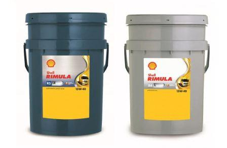 Моторное масло Shell Rimula r5