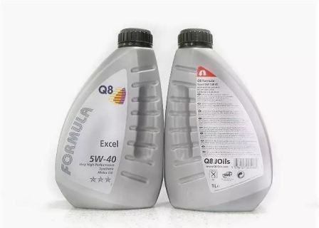 Масло Q8 Oils Formula Excel 5w40
