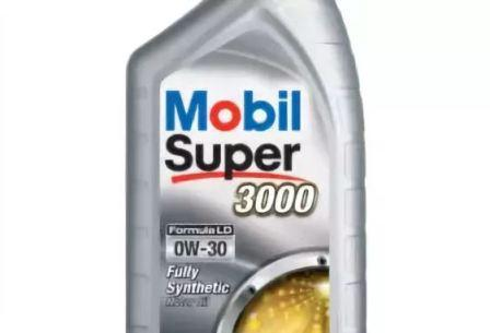 Масло Mobil Super 3000 Formula LD 0W-30