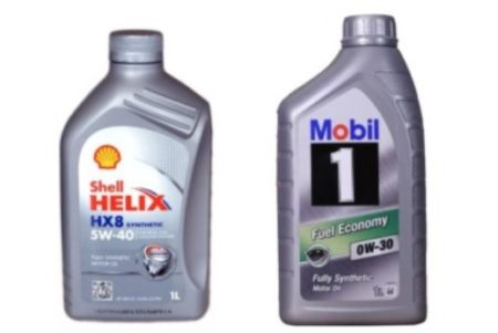 Mobil 1 или Shell Helix