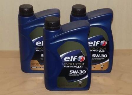 Elf Evolution Full Tech LLX 5w-30, обзор