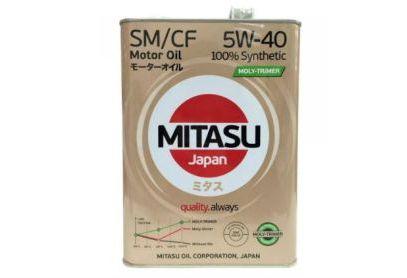 Mitasu 5W-40, отзывы