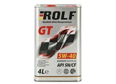Rolf GT 5W-40, отзывы