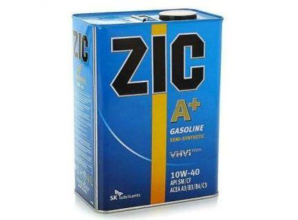 ZIC A+10W-40, отзывы