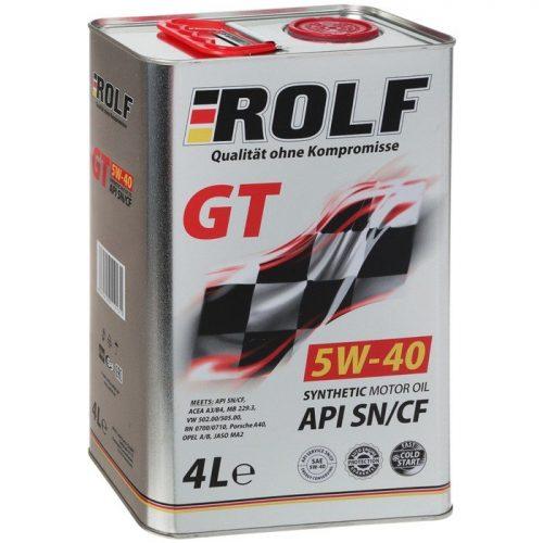 Rolf GT 5W-40