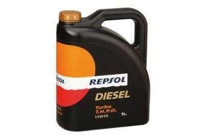 Масла Repsol Diesel Turbo