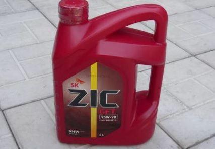 ZIC 75W-90, отзывы