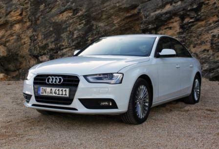 Замена масла в вариаторе Audi А4 В8