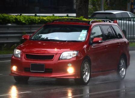 Замена масла в КПП Тойота Королла