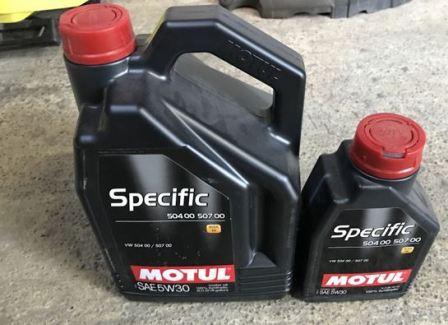 Моторное масло для Ауди А4